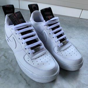 CUSTOM Off-White x Nike Air Force 1 | M 5.5/W 7.5